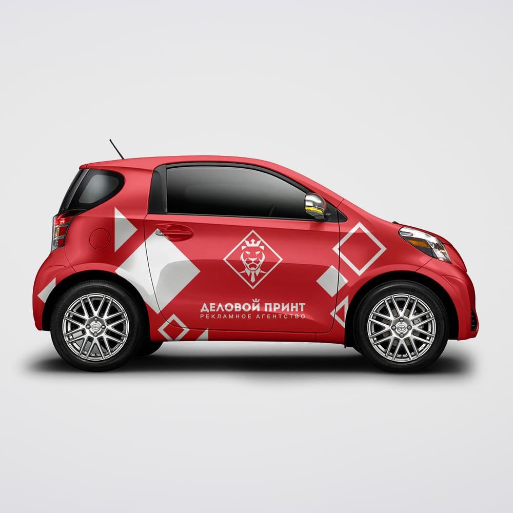 брендированный авто 2
