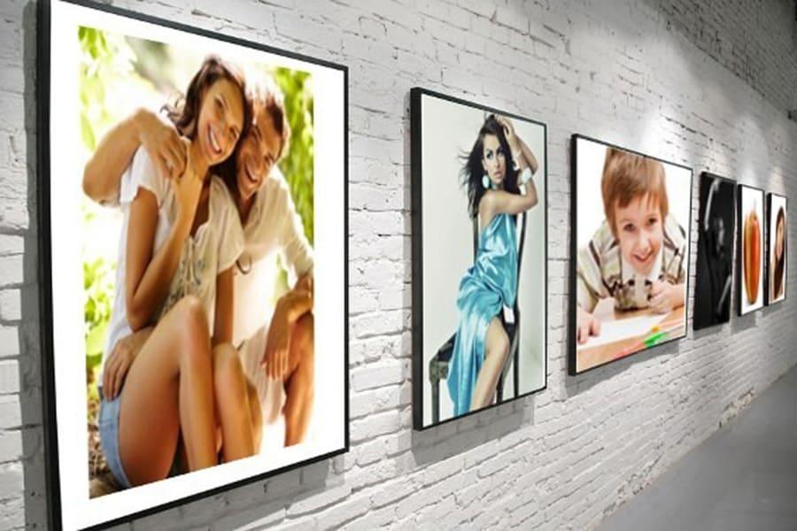 Печать больших фото