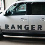 наклейки на авто надпись