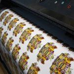печать стикеров