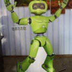 ростовая фигура робот